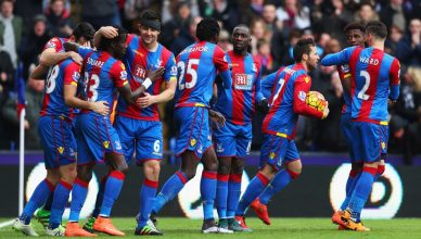 Crystal Palace 2015/16