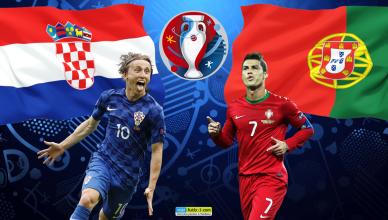 Chorwacja - Portugalia - foto główne