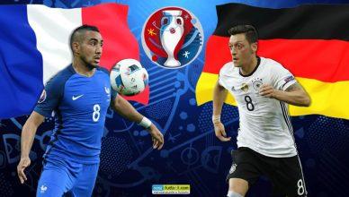 Francja - Niemcy - foto główne