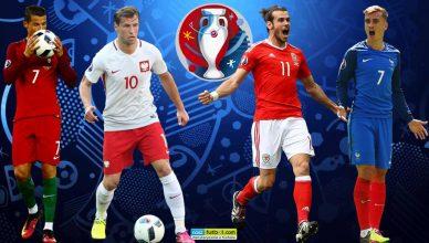 Najlepsza 11 EURO 2016 - foto główne