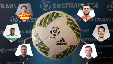 Najlepsza 11 Ekstraklasy 2. kolejki - foto główne