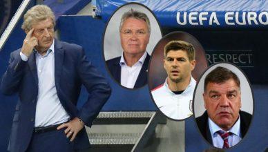 Nowy trener Anglii - foto główne