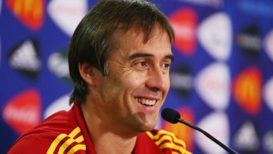 Lopetegui Spain