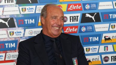 FLORENCE, ITALY - JULY 19:  The new Italy head coach Giampiero Ventura attends the Italy National team sponsor meeting at Coverciano on July 19, 2016 in Florence, Italy.  (Photo by Gabriele Maltinti/Getty Images)