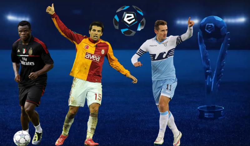 Essien nie jest wyjątkiem. 6 znanych piłkarzy, którzy mogli trafić do Ekstraklasy
