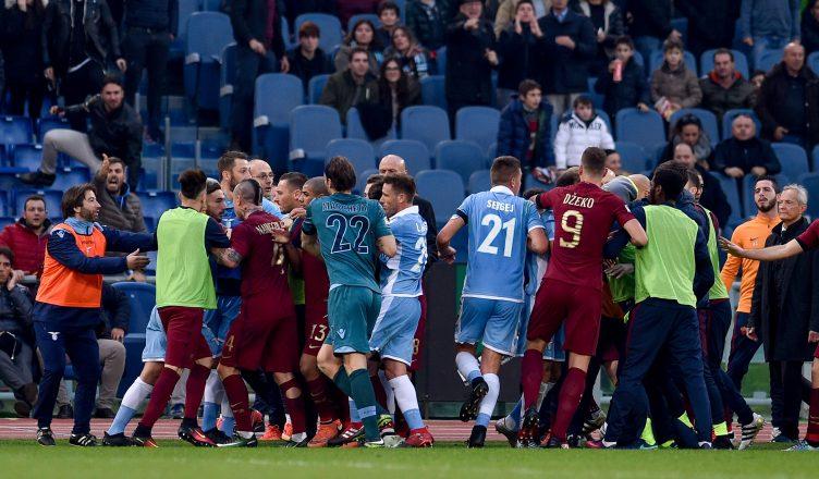 Lazio v Roma - Serie A