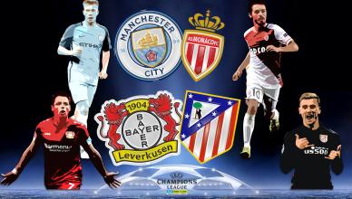 Round of 16 UEFA Champions League 21 lutego 2017 - foto główne