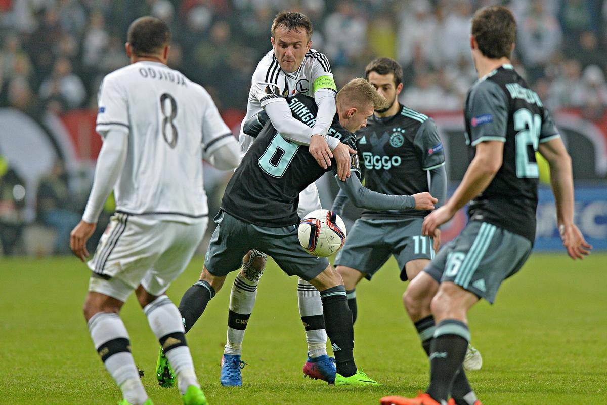 Źródło: Legia.com, Fot. Mateusz Kostrzewa
