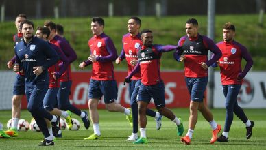 Defoe England 2017