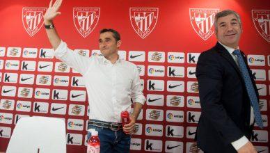 Valverde opuszcza Athletic