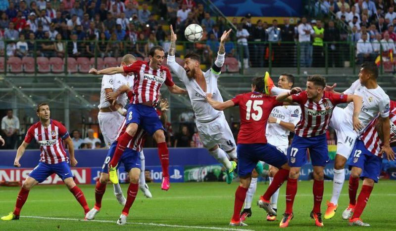 Od treningowych zabaw Realu po finały Ligi Mistrzów – Derby Madrytu elektryzują jak nigdy