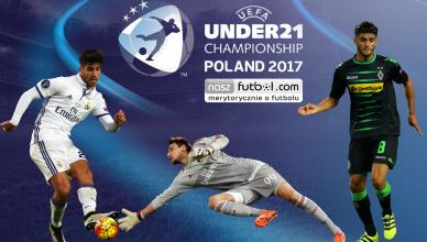 Jedenastka gwiazd EURO U21 POLAND 2017 - foto główne