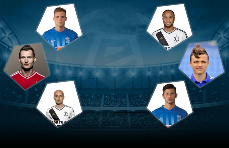 6 piłkarzy, których w przyszłym sezonie możemy już nie zobaczyć na boiskach Ekstraklasy