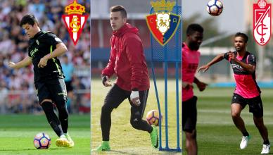 Piłkarze spadkowiczów LaLiga, którzy powinny wzorem Sarabii zmienić klub - foto główne (Kopiowanie)