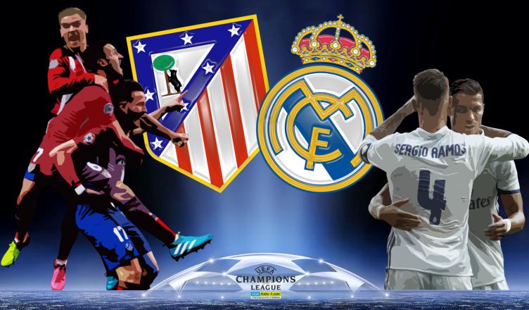 UEFA Champions League quarterfinal 10 maja 2017 - foto główne