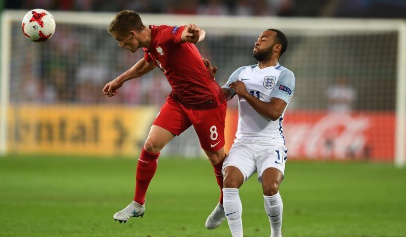 Murawski vs Anglia na UEFA EURO U-21