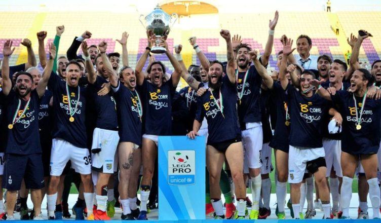 Parma w Serie B