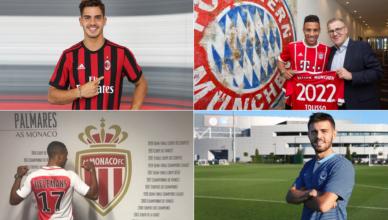 Najlepsze transfery pierwszej połowy czerwca 2017 - foto główne (Kopiowanie)