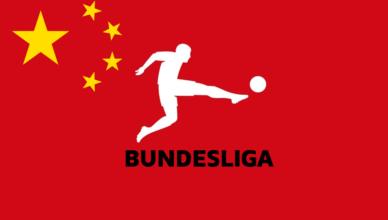 Bundesliga i Chiny - foto główne
