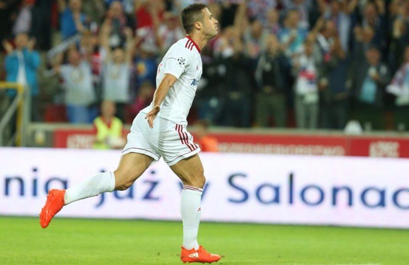 33-letni Hiszpan podbija piłkarską Polskę. Druga młodość Igora Angulo