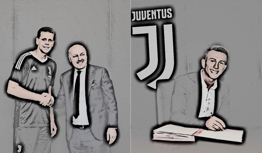 Nowe rozdanie w Juventusie. Bernardeschi i Szczęsny nowymi twarzami Starej Damy - foto główne