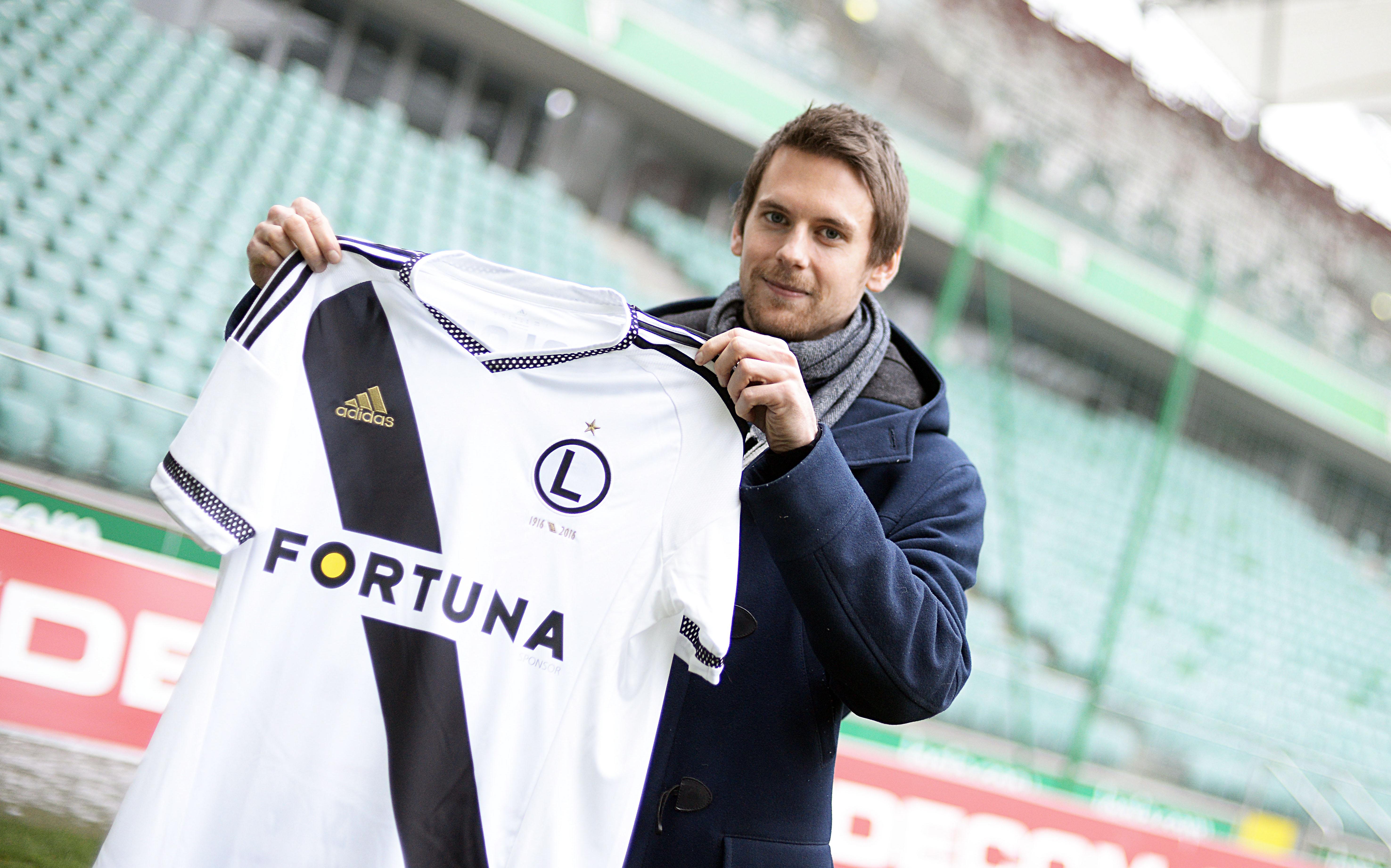 Źródło: Legia.com / Foto: Jacek Prondzynski