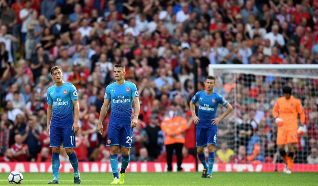 Arsenal-players-vs-Liverpool-Aug2017