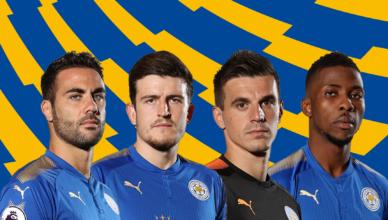 Chytry plan Lisów. Leicester City droga na skróty do Europy - grafika wersja 2