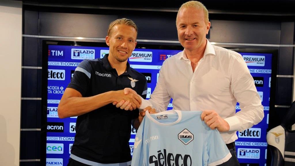 Źródło: S.S. Lazio