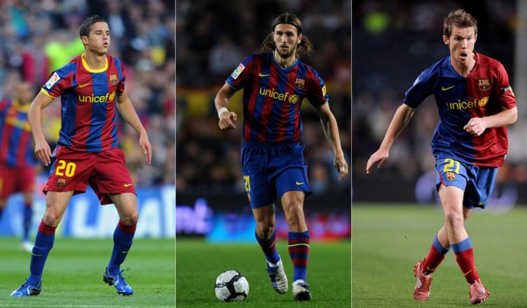 Ku przestrodze dla Paulinho. Piłkarze, których kariera wyhamowała w Barcelonie - foto główne (Kopiowanie)