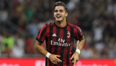 AC Milan v KF Shkendija 79 - UEFA Europa League Qualifying Play-Offs Round: First Leg, Patrick-Cutrone