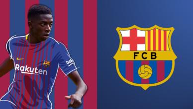 Polityka transferowa Barcelony po przyjściu Dembele - foto główne