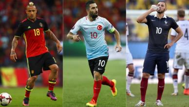 6 piłkarzy, którzy przedwcześnie pożegnali się z kadrą narodową - foto główne