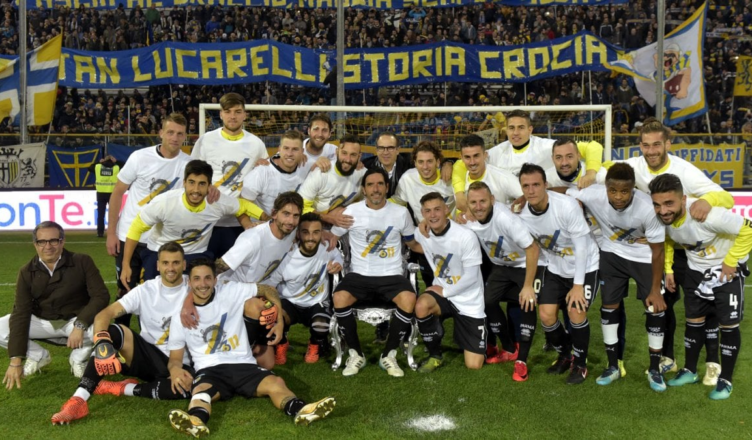 Parma team photo 2017-2018