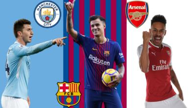 Hitowe transfery stycznia 2018 - grafika główna