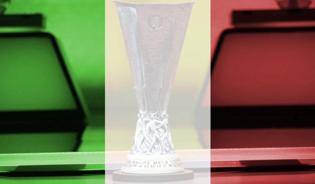 Włoska perspektywa na czwartkowe wieczory - tylko dwie ekipy Serie A w Round of 16 Ligi Europy - foto główne
