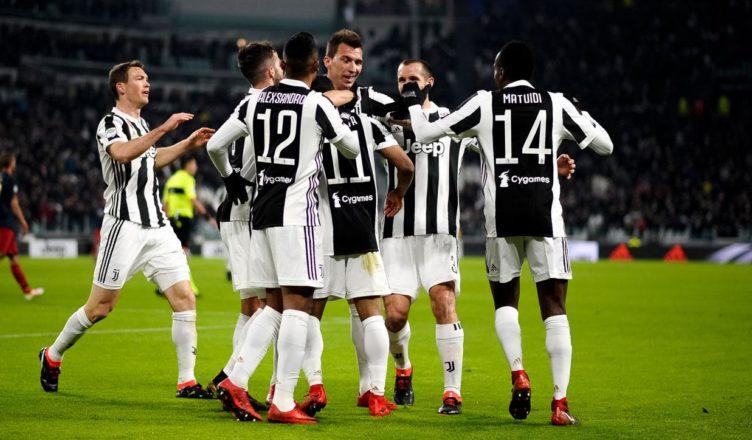 3f0cdb6b0 Juventus w drodze po potrójną koronę i godne pożegnanie swojego ...