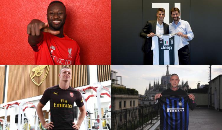 6 transferów, które można było przegapić z powodu mundialu - foto główne2