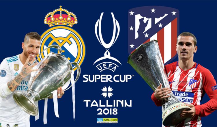 Superpuchar UEFA foto wyróżniające
