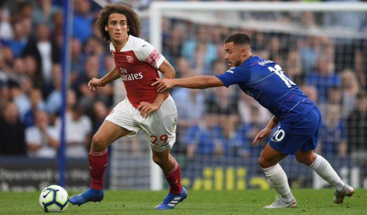 Mattéo Guendouzi vs Chelsea