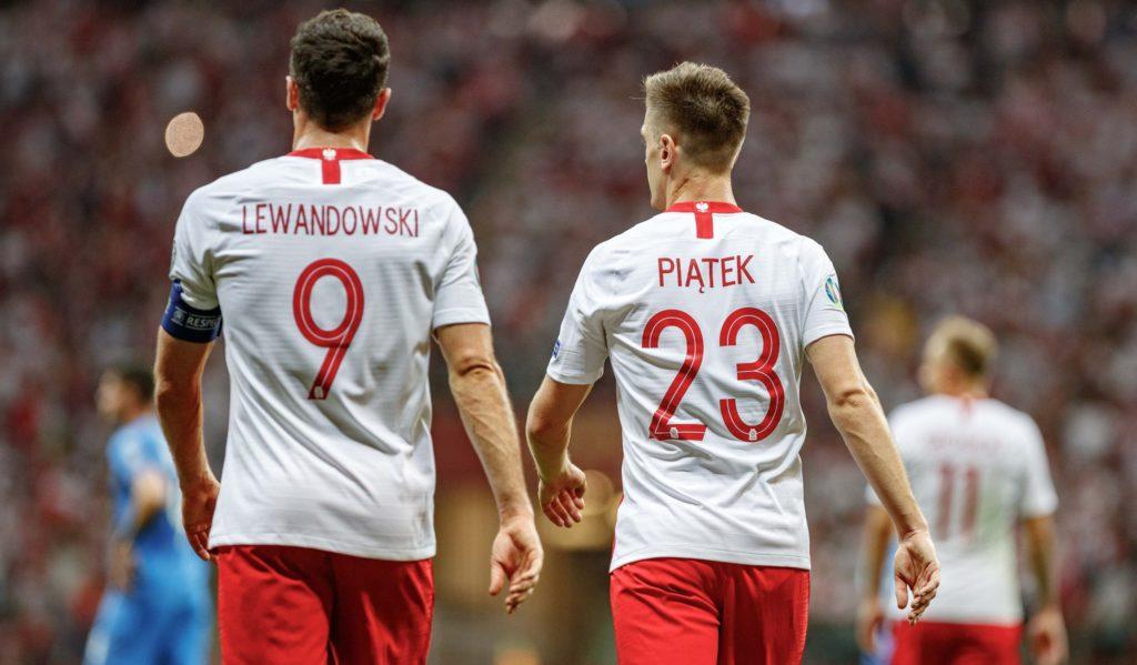 Lewandowski Piatek EURO2020 qualifiers Poland vs Israel
