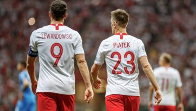 Lewandowski Piatek EURO2020 qualifiers Poland vs Israel
