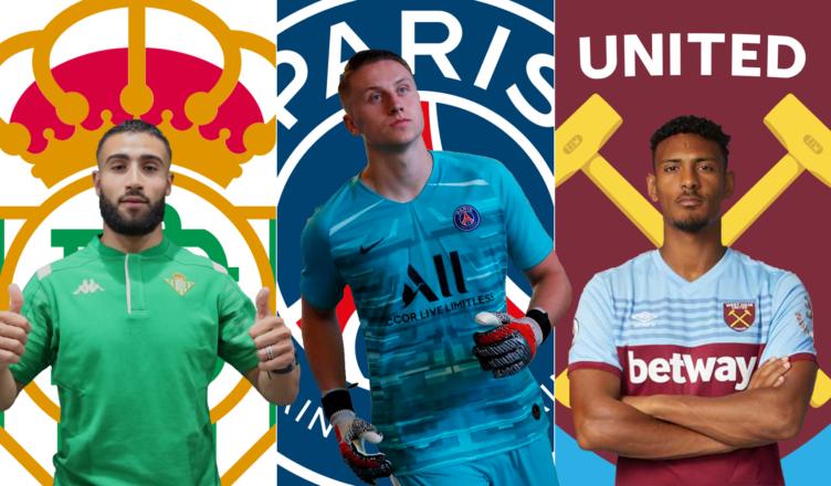 5 najbardziej zaskakujacych transferow lata 2019 - GRAFIKA