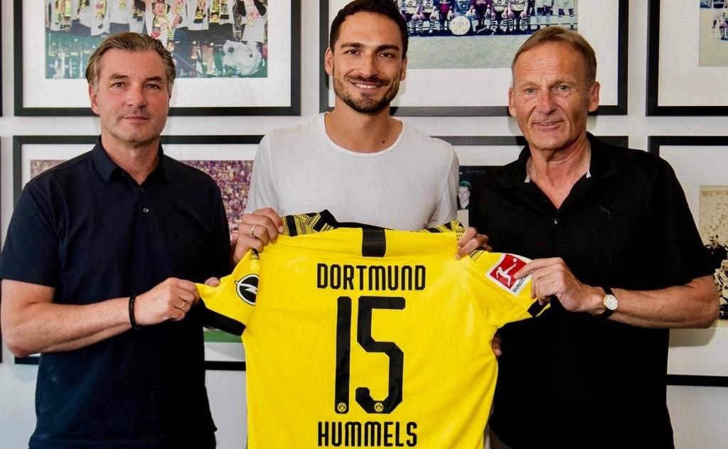 Źródło: Twitter/Borussia Dortmund