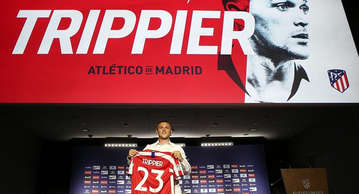 Trippier Atletico