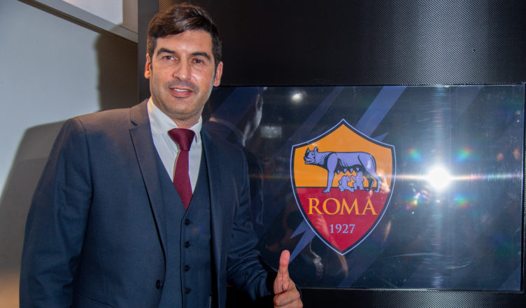 AS Roma, conferenza stampa Paulo Fonseca
