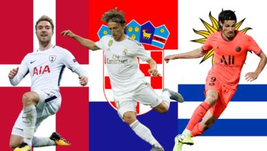 5 piłkarzy, którzy w 2020 będą do wzięcia za darmo - grafika