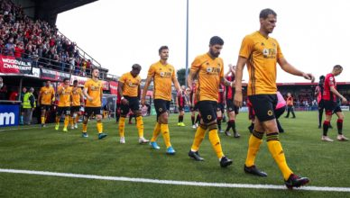 Crusaders vs Wolverhampton UEFA Europa League qualifiers 2019-20