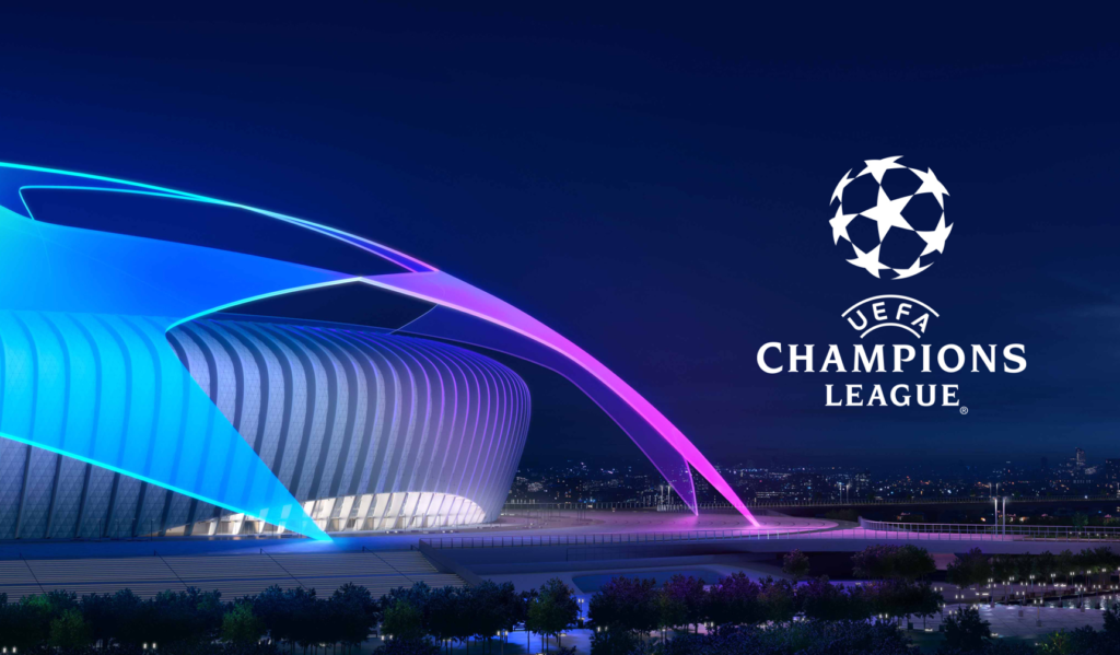 UEFA Champions League 2019-20 grafika