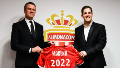 Robert Moreno AS Monaco new coach